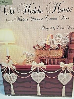 Linda Driskell OLD HEDEBO  HEARTS Chart