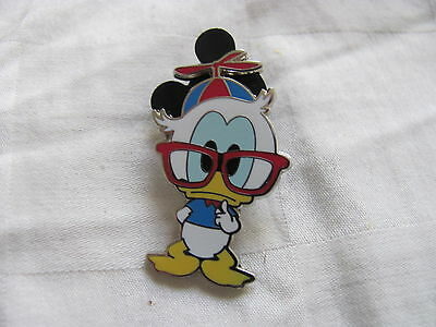 Disney Trading Pin 80480: Nerds Rock! Collection - Donald