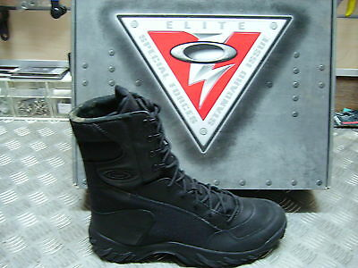 """Oakley Si Assault Boot 8"""" Military Special Forces Issue New Various Sizes"""