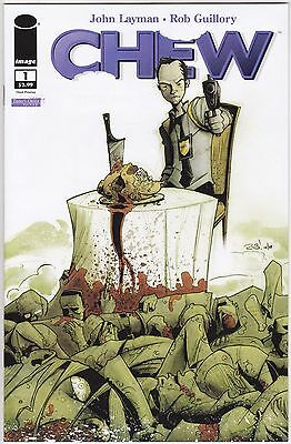 Chew 1 (3rd), 2 (2nd), 3, 4, 5, 6, 7, 8, 9, 10, 11, 12, 13-22 + Fatale 1 VF/NM