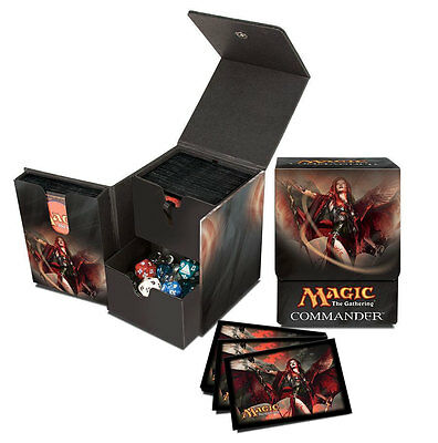 Ultra Pro Magic The Gathering Deck Box Command Tower KAALIA OF THE VAST LE 86193