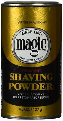 BEAUTY ENTERPRISES - Magic Fragrant Shaving Powder - 4.5 oz. (127 g)