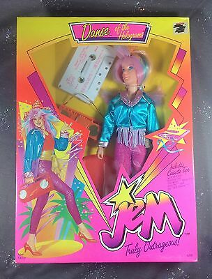 Jem and the Holograms Danse Doll New in Box Hasbro Toy