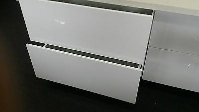Kitchen 800mm 2 Draws Cabinet, Benchtops, Vanity and Bathroom cabinets