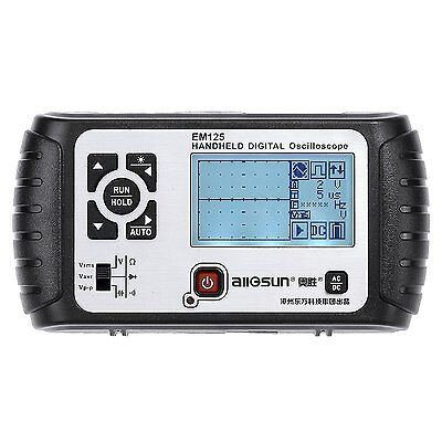 all-sun Oscilloscope Handheld Scope Digital Storage Meter and Digital Multimeter