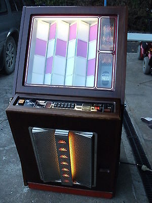 Pub Jukebox Cd Full Size Sound To Light All Fully Refurbished & Serviced Tas