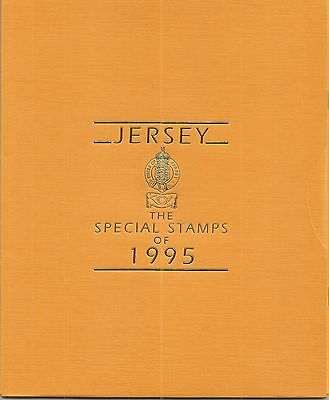 Jersey 1995 Year Pack Lot Rl2