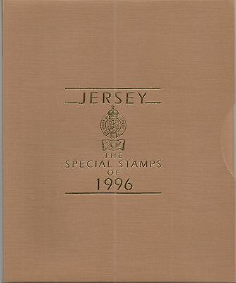 Jersey 1996 Year Pack Lot Rl3