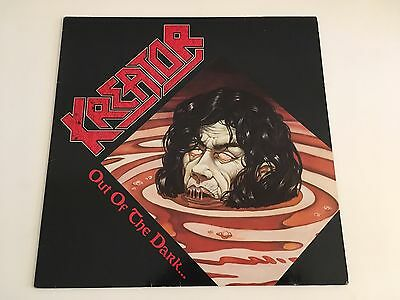 KREATOR  -  Out Of The Dark...Into The Light     EP Vinyl 1988