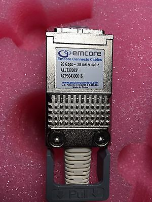 Emcore Connects Cables 20 Gbps 30m SDR/DRR INFINIBAND OPTICAL CABLE