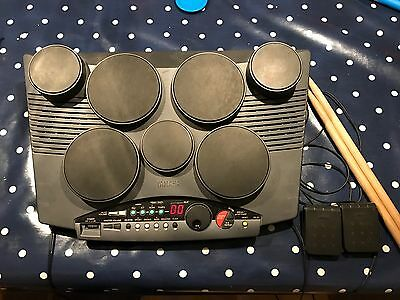 Yamaha DD-50 Electronic Drum Machine with pads and MIDI