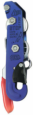 Petzl Stop Self-Braking Single Rope Descender - Caving, Speleo, SRT Abseil