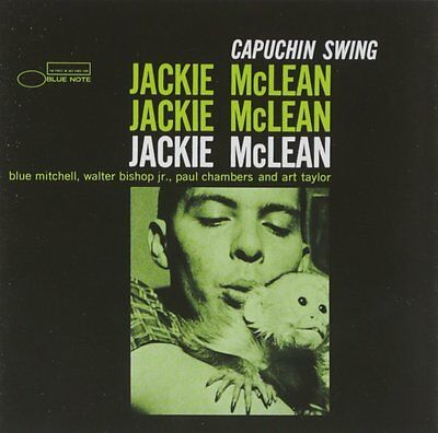 Jackie McLean - Capuchin Swing++2 LPs 180g 45rpm+Analogue Productions+NEU+OVP