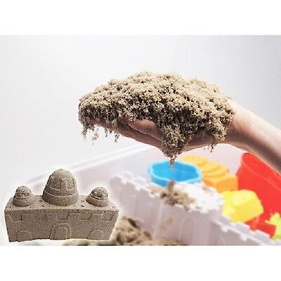 Kinetic Sand Toy Playset - Squeezable Sand You Can Not Put Down - 680 Grams -