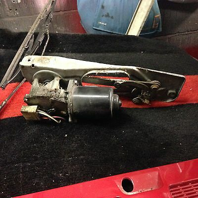 Citroen Ax Gt  Wiper Motor - Linkage - Arm