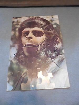 Giant Planet Of Apes Floor Puzzle – 1974 Galen