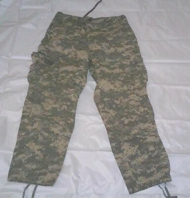 Us Army Bdu Digital Cammo Pants - Authentic Usg Issue -Free Shipping!
