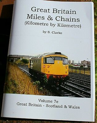 Great Britain Miles & Chains vol 7e - Scotland and Wales