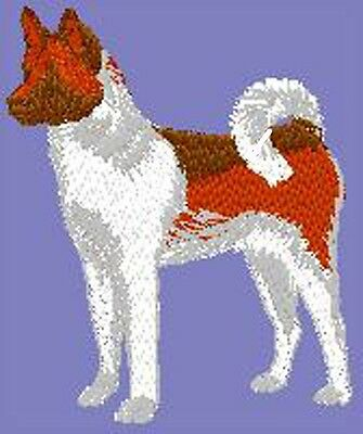 Akita (full) Embroidery Patch Auction