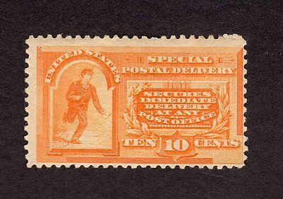 US Sc# E3 Mint Heavy Hinged Stamp