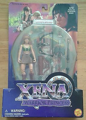 Gabrielle Orphan of War action figure Xena Warrior Princess sealed in box
