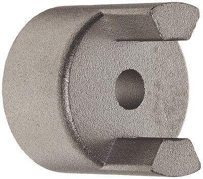 "Martin ML225 7/8 Universal Series Jaw Coupling, Sintered Steel, Inch, 0.875"" A,"