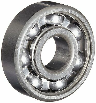 Timken 39K Extra Small Ball Bearing, Open, No Snap Ring, Metric, 9 mm ID, 26 mm