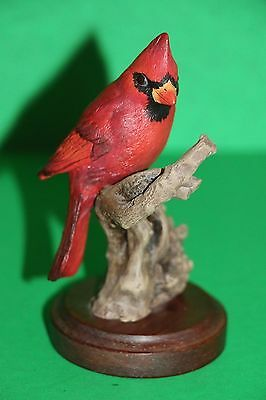 "The Hadley Collection Ceramic Cardinal 4.25"" Figurine"