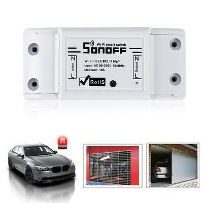 ITEAD Sonoff Smart Home WiFi Wireless Switch Module Socket for Apple Android APP