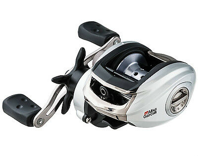 Abu Garcia Silver Max 3 Baitcaster Reel - Right Handed, Brand New