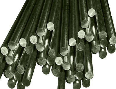 """303 Stainless Steel Round Bar Solid Stainless Bar 1"""" Diameter"""