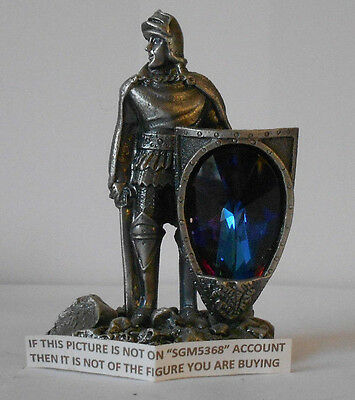 Myth And Magic Fantasy And Legend - Sir Lancelot Figure By Tudor Mint Rare