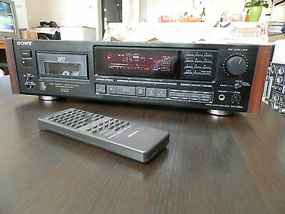 Free P&P - RESTORED Sony DTC-55ES DAT Recorder with Remote & 3 Months Warranty