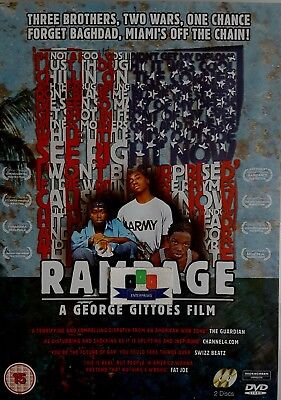 Rampage - A George Gittoes Film (Angel) DVD 2007 New And Sealed