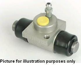 Vauxhall Corsa C  2000-2006 Two Rear Wheel Cylinders