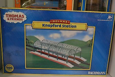 Bachmann 45239 HO Scale Deluxe Knapford Station Building KIT Thomas and Friends