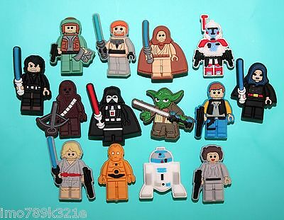 Star Wars Cake Toppers Cupcake Decorations Birthday Party Favours XMAS GIFT NEW