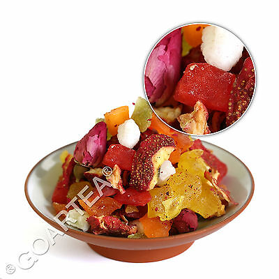 Sweet Assorted Dried Fruit Fitness Natural Chinese Flower Herbal Fruity Tea