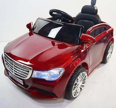 MERCEDES-BENZ For Kids Model XMX-816 Ride On Car Red