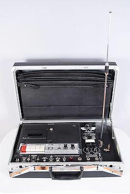 c1980 S. A. C. Electronics Inc. Police Officer's Wiretapping System Model 1500
