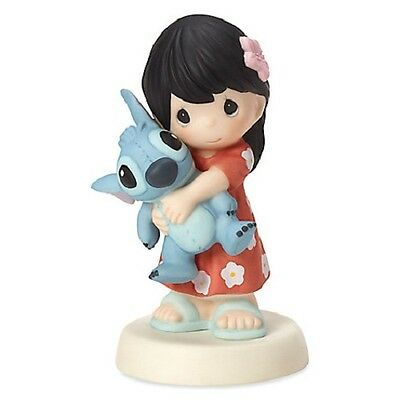 Girl as Lilo with Stitch Figure by Precious Moments