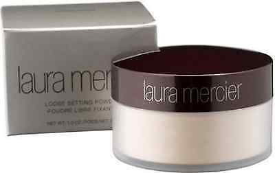 GENUINE LAURA MERCIER LOOSE SETTING POWDER SHADE 01 TRANSLUCENT 29G/1oz BNIB