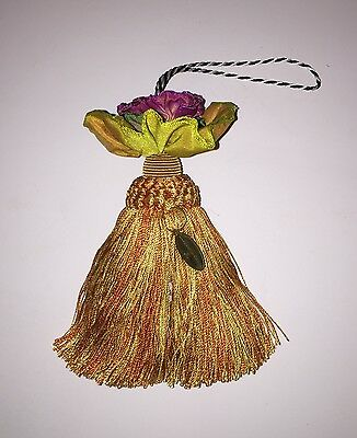 MacKenzie Childs Scented Farmhouse Tassel ~ Brand New Without Tag