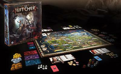 The Witcher Adventure Game - Strategy Board Game