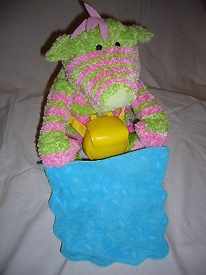 The Fimbles Fisher Price 11 Inch Talking Singing Peek A Boo Baby Pom Toy WORKS