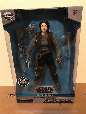 Star Wars Elite Series Jyn Erso Premium Action Figure - 10''