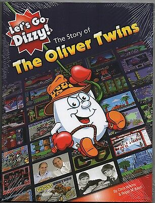 The Story of the Oliver Twins * printed book * new and shrinkwrapped * Commodore