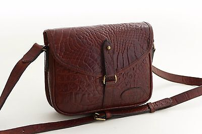 Mulberry Saddle Bag Tasche Top Zustand Congo Leder Schultertasche Leather Bag