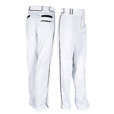Combat Stock Adult Baseball/Softball Pant with Piping