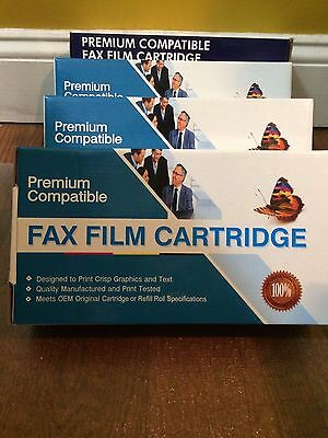 Brother PC-401 Compatible Fax Film Cartridge